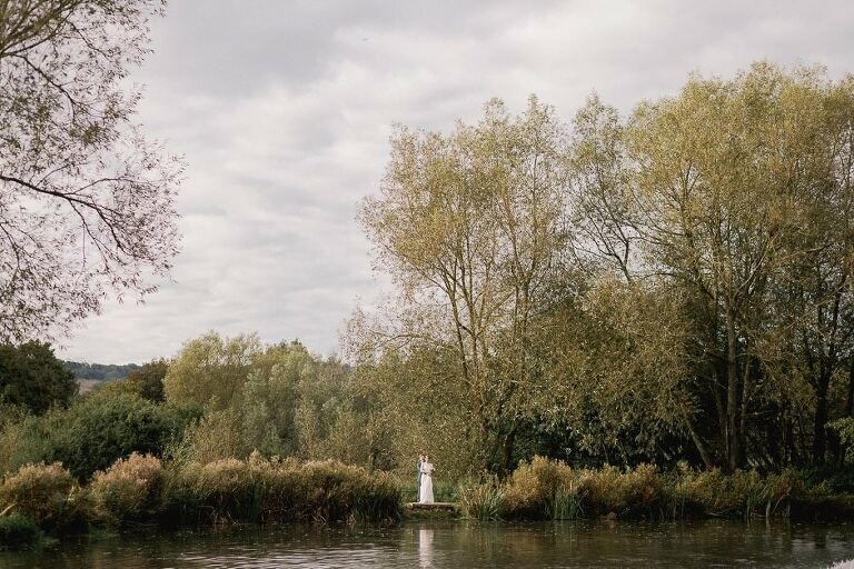 Sarah and John's Coltsford Mill Wedding in Surrey