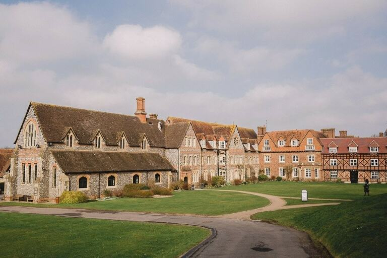 Bradfield College Wedding Venue Berkshire