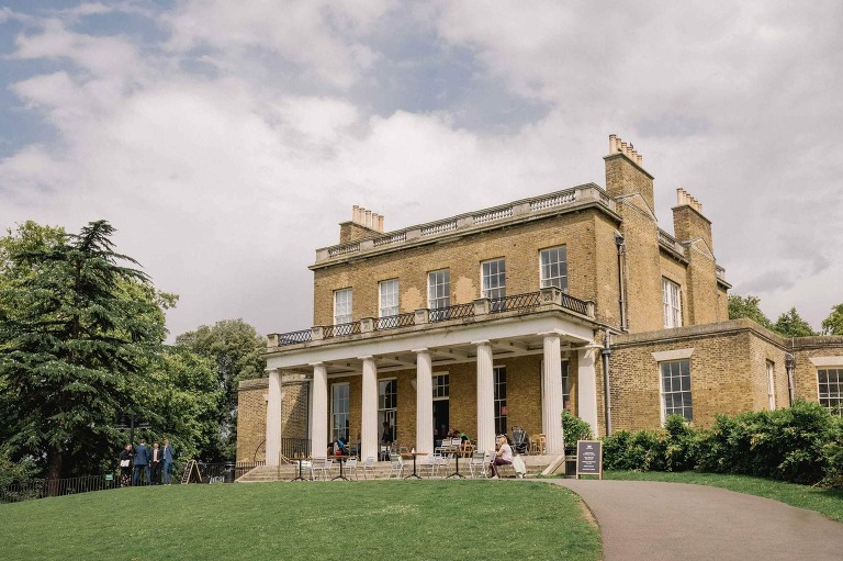Clissold House Wedding Venue in London