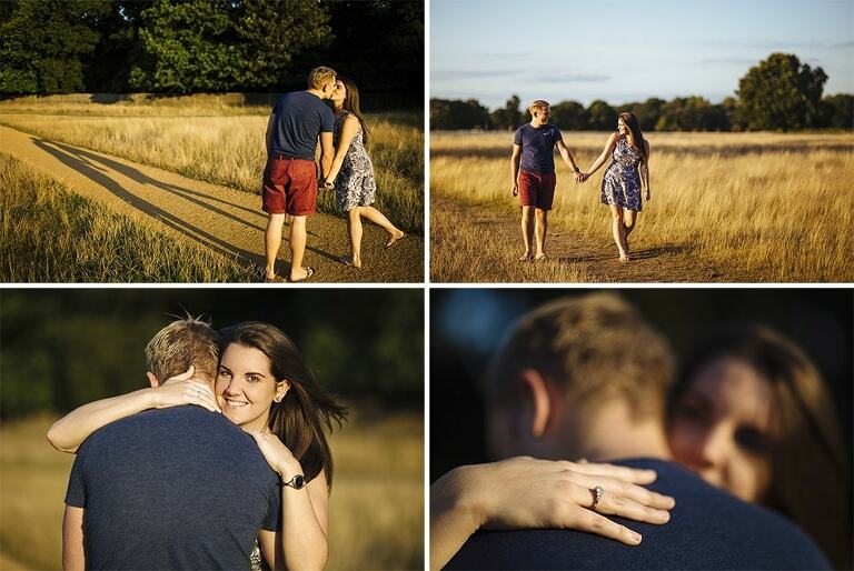 Jack-Sophie-Engagement-Shoot-Bushy-Park-Photographer-Surrey-52 copy