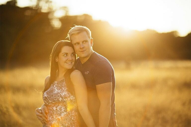 Jack-Sophie-Engagement-Shoot-Bushy-Park-Photographer-Surrey-63 copy