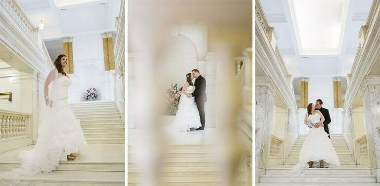 Wedding-Photography-Camden-Town-Hall-London-Stairs