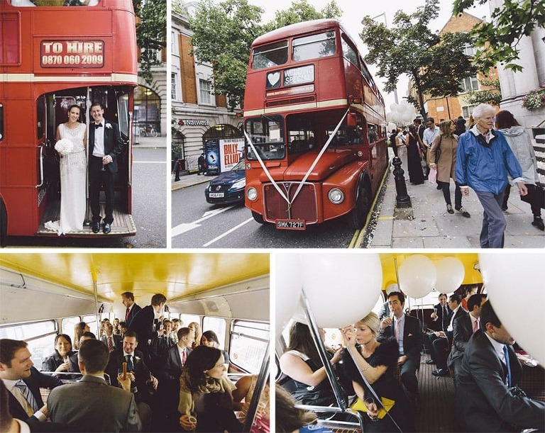 Wedding-Photography-London-Routemaster