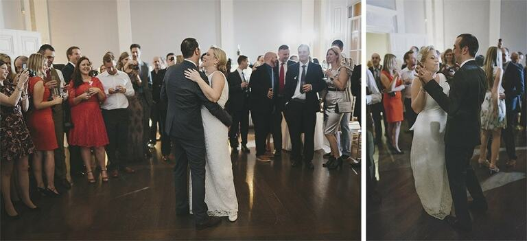 Wedding-Photography-London-ICA-Institute-Contemporary-Arts-The-Mall-First-Dance