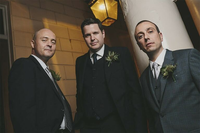 Wedding-Photography-London-ICA-Institute-Contemporary-Arts-The-Mall-Groom-Best-Man