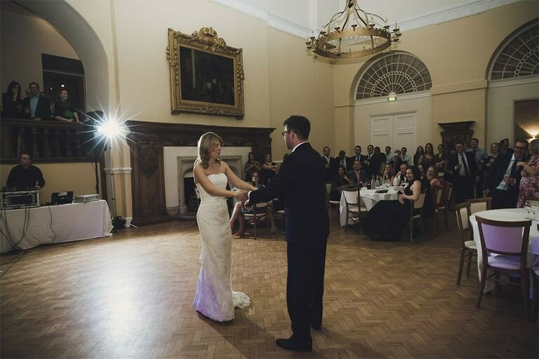 Wedding-Photographer-Farnham-Castle-Surrey-First-Dance-3