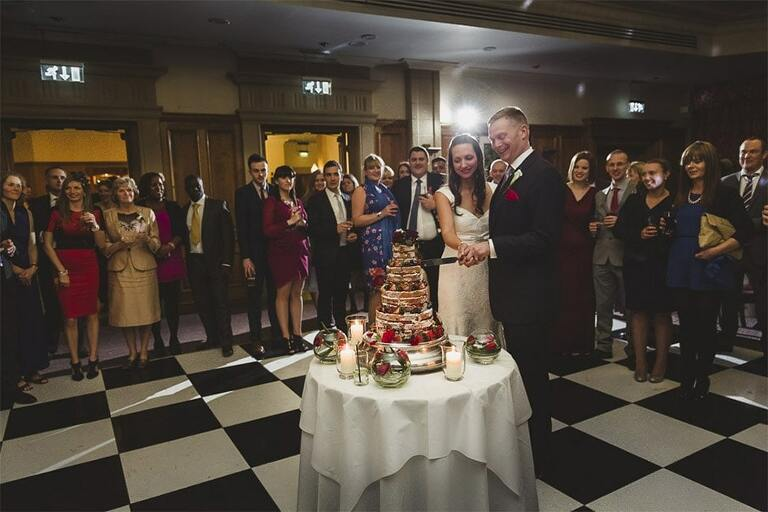 Wedding-Photography-South-Lodge-Sussex-Cut-Cake