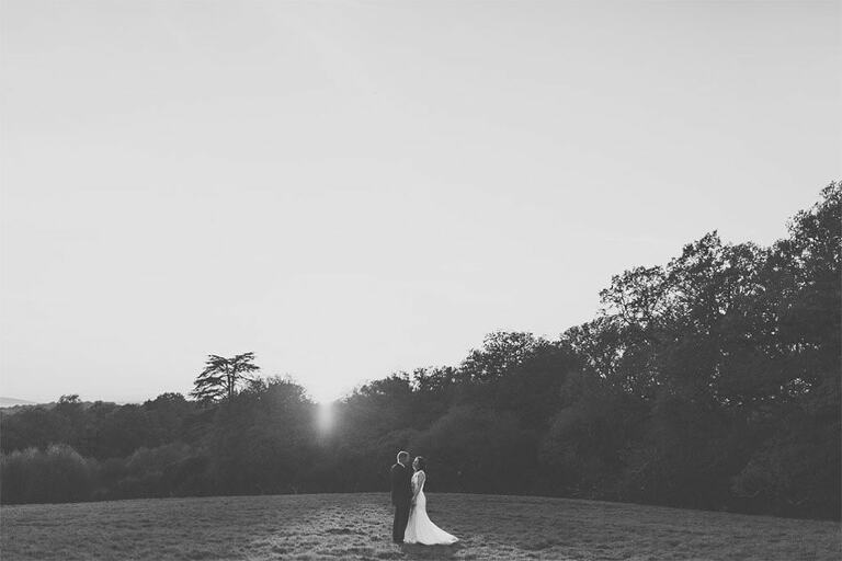 Wedding-Photography-South-Lodge-Sussex-Sunset-2