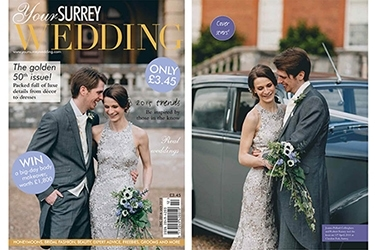 Clandon Park Wedding Photography Magazine
