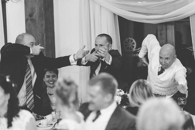 Coltsford Mill Wedding Photography in Surrey Speeches