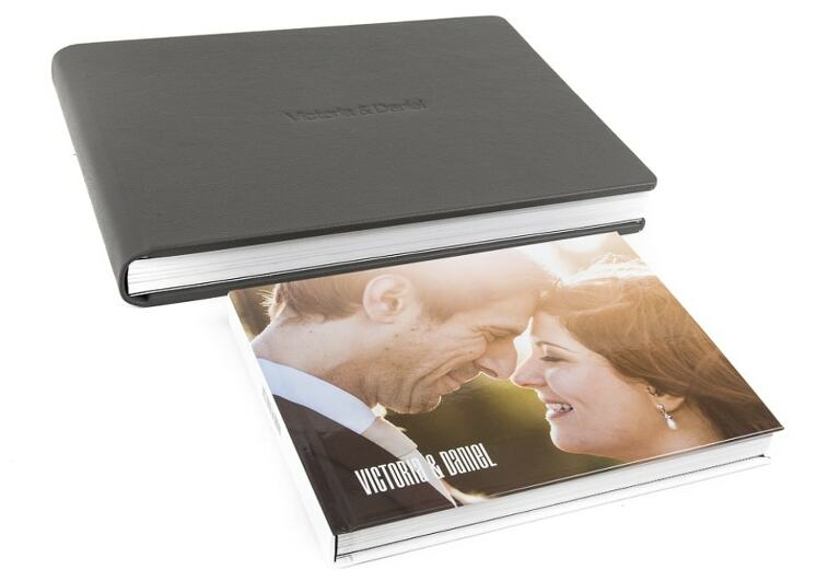 Wedding albums Surrey.