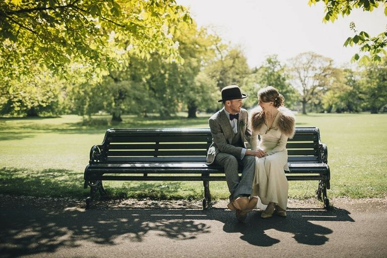 Wedding Photography Black Heath Halls and Greenwich Park