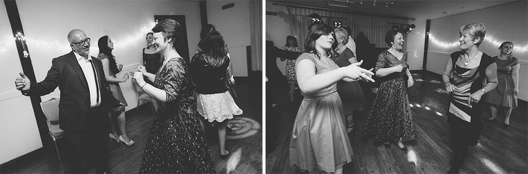 Wedding Photographer dancefloor