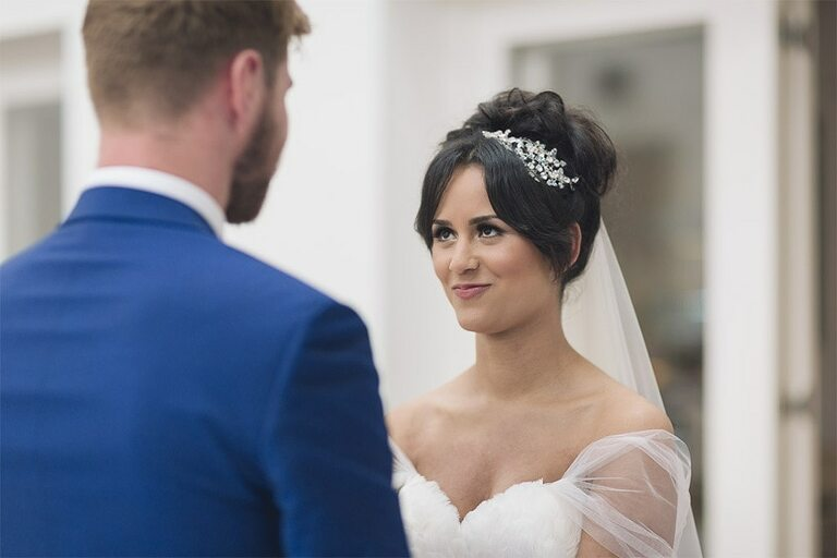 Wedding Photographer Birmingham Fazeley Studios