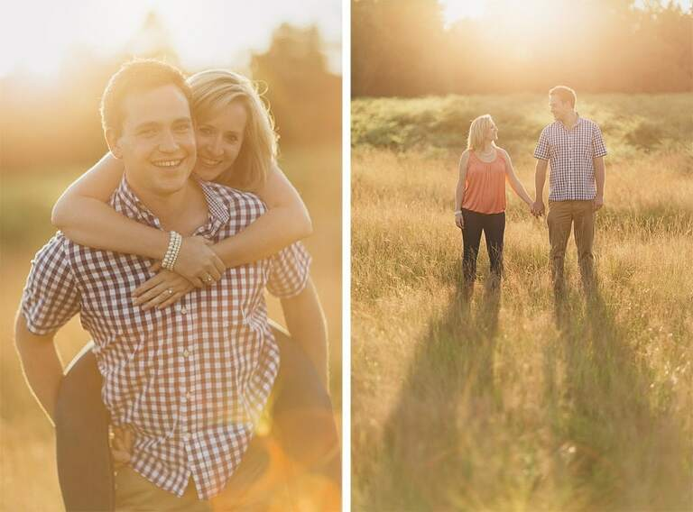 Engagement Shoot Bushy Park Surrey Photography