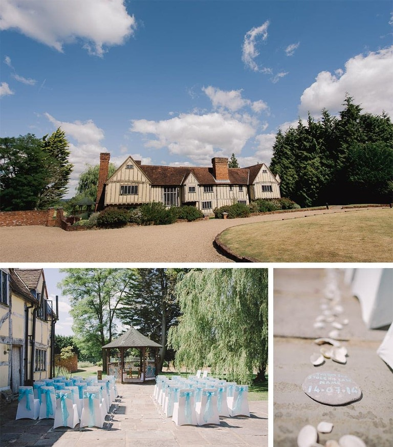 Edd and Claire's Cain Manor Wedding in Surrey