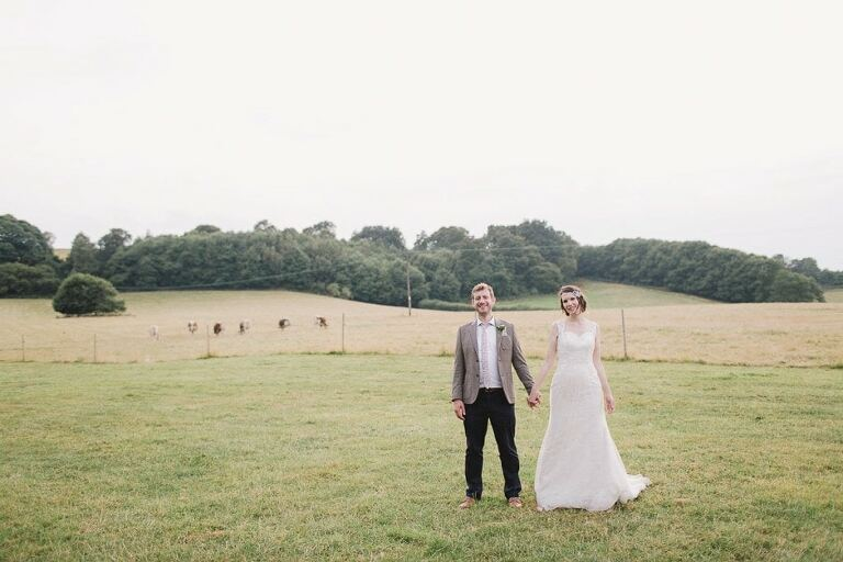 Tara and James' Amazing Wedding at Gate Street Barn in Surrey