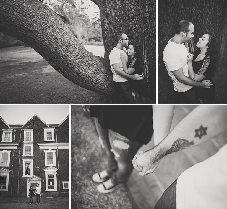 Engagement Couple Shoot London