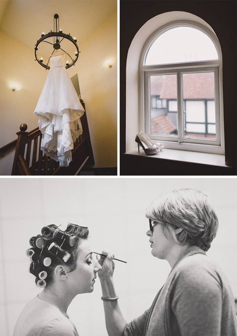 Wedding Photographer Clandon Park
