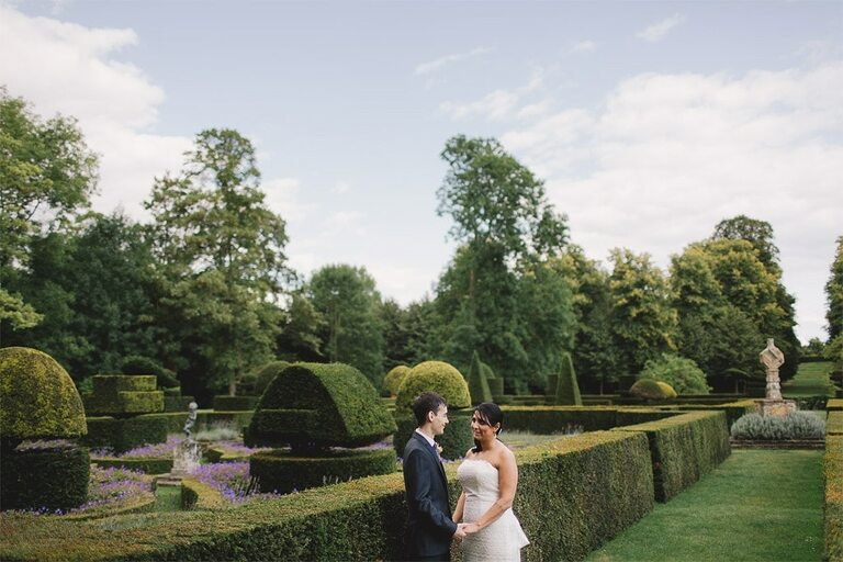 Great Fosters Surrey Wedding Photography