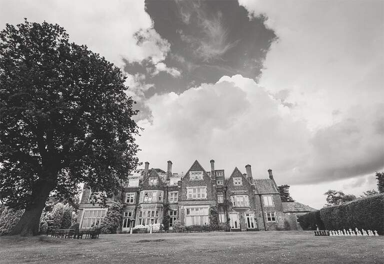 Jo and Steve Get Married at Hartsfield Manor in Surrey