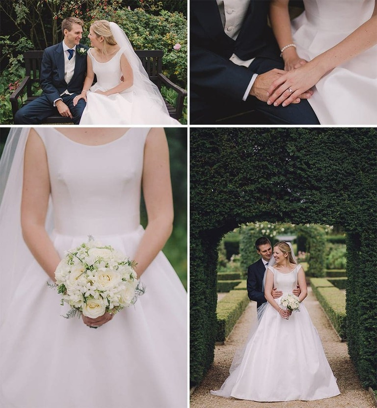 Wedding at the beautiful Loseley Park in Surrey