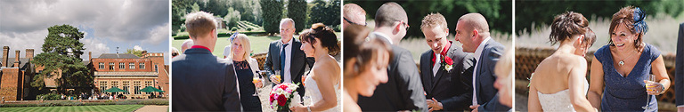 Wedding Photographer Wotton House