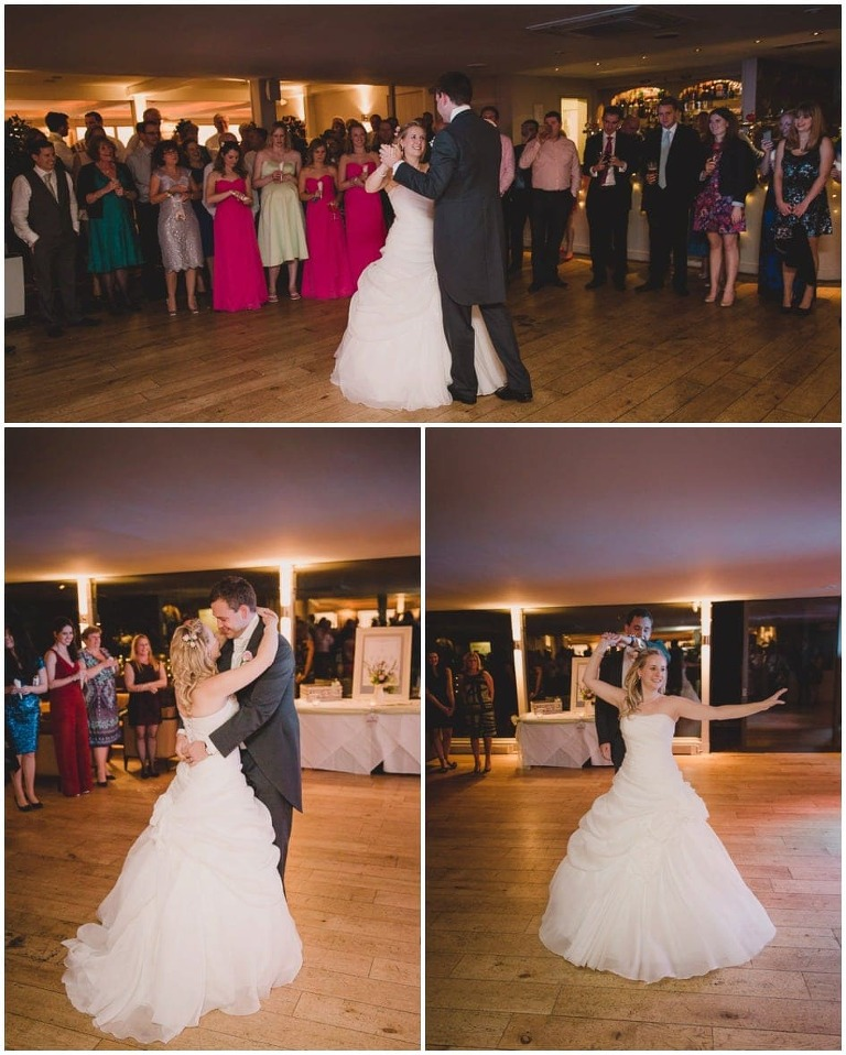 Wedding Photography at Foxhills Golf Club