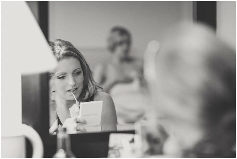Burford Bridge Hotel Wedding Photography