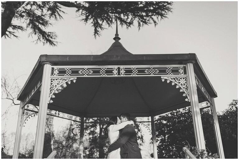 Pennyhill Park Engagement Shoot