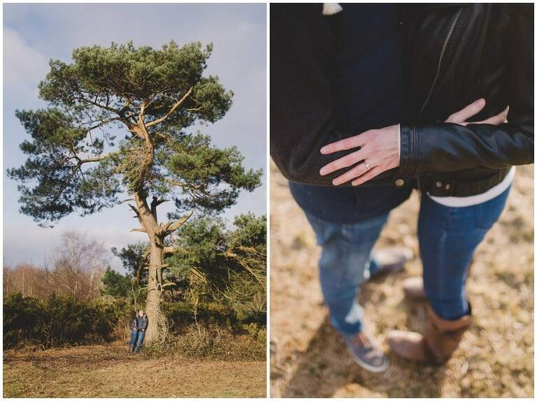 Engagement-Shoot-Headley-Heath-Surrey-Wedding-Photographer_0001