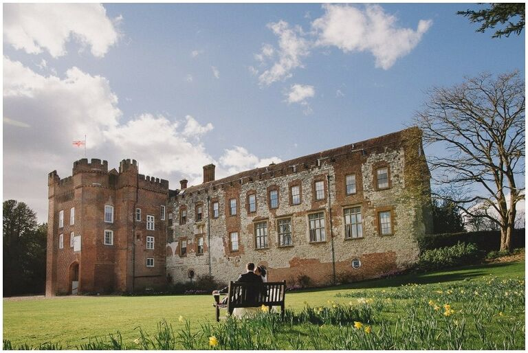 Farnahm Castle Wedding