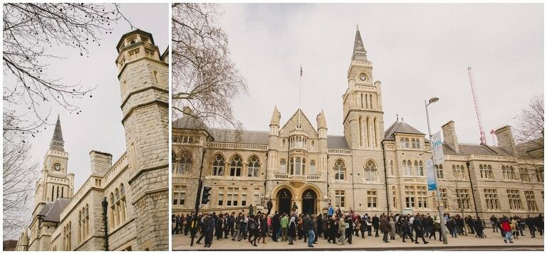 Ealing Town Hall Wedding Venue in London