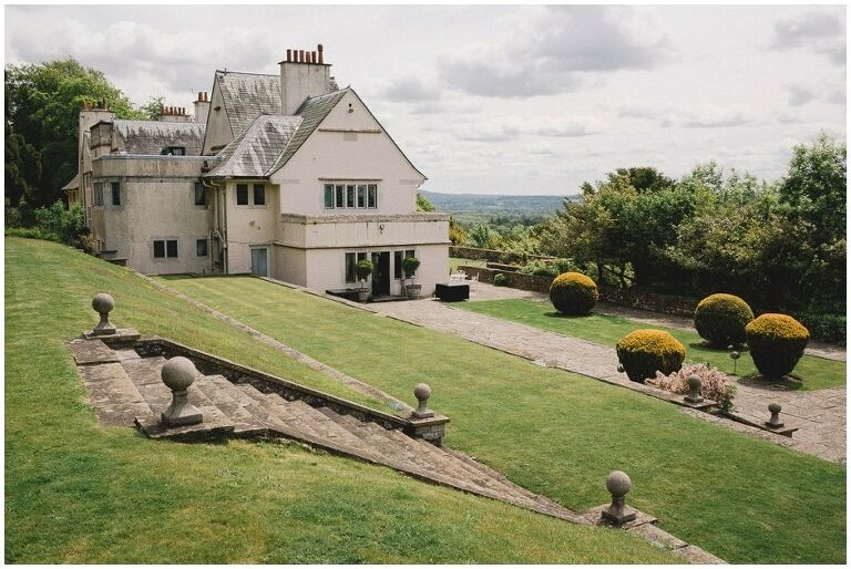 Greyfriars House Wedding Venue in Surrey