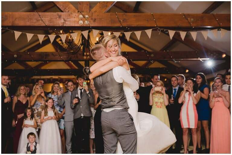 Hannah and Calum's Coltsford Mill Wedding in Surrey
