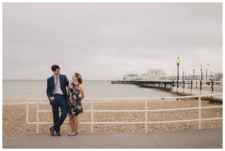 wedding-photographer-worthing-pier-engagement-couple-shoot-1