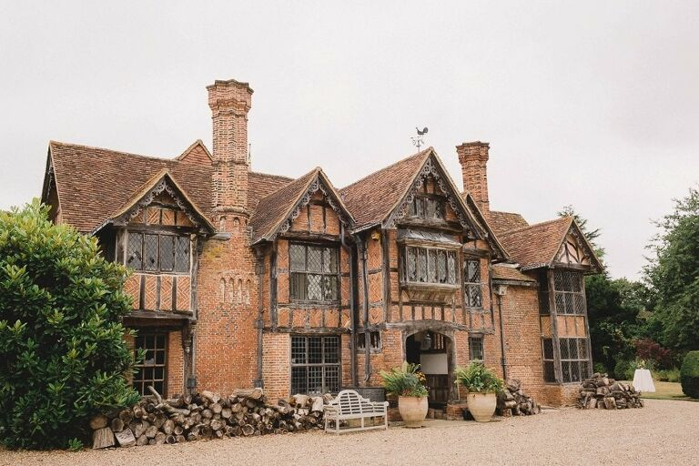 Dorney Court Wedding Venue in Buckinghamshire