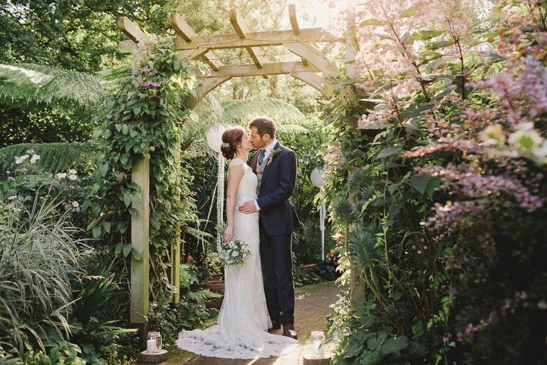 Kerry and Andy's Bartholemew Barn Wedding in Sussex