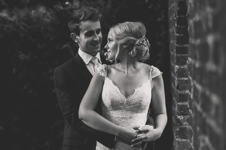Natural wedding photography at Wotton House.