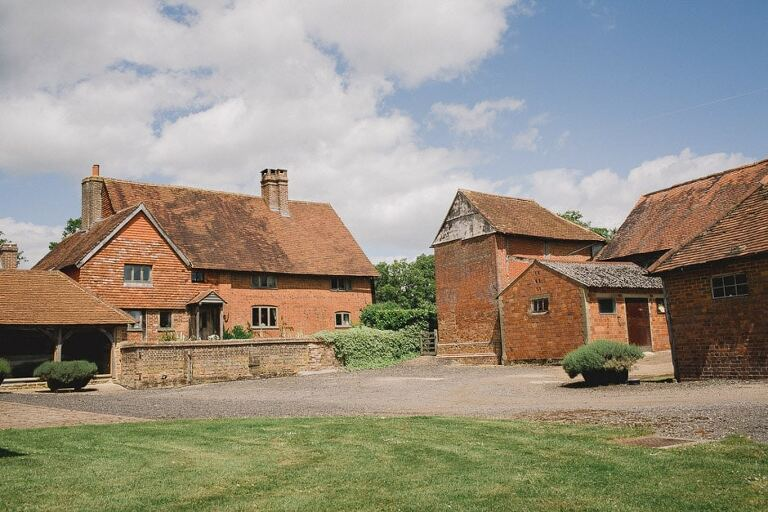 Old Greens Barn Wedding Venue in Surrey