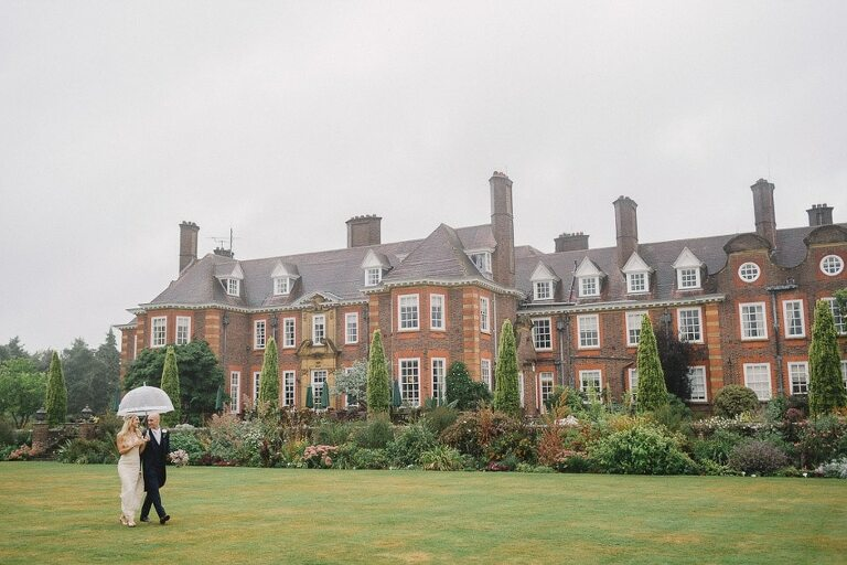 Barnett Hill Wedding Venue in Surrey