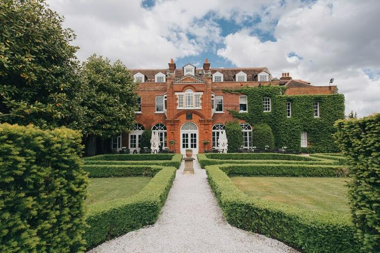 Littleton Park House Wedding Venue in Surrey