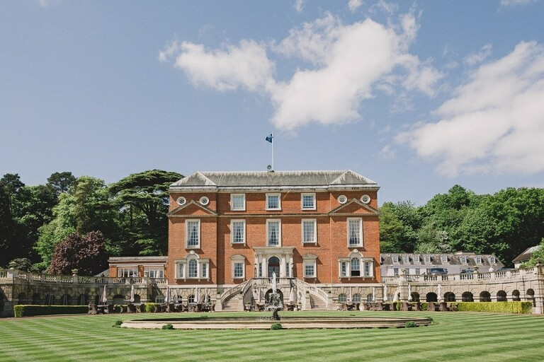 RAC Epsom Woodcote Park Wedding Venue in Surrey