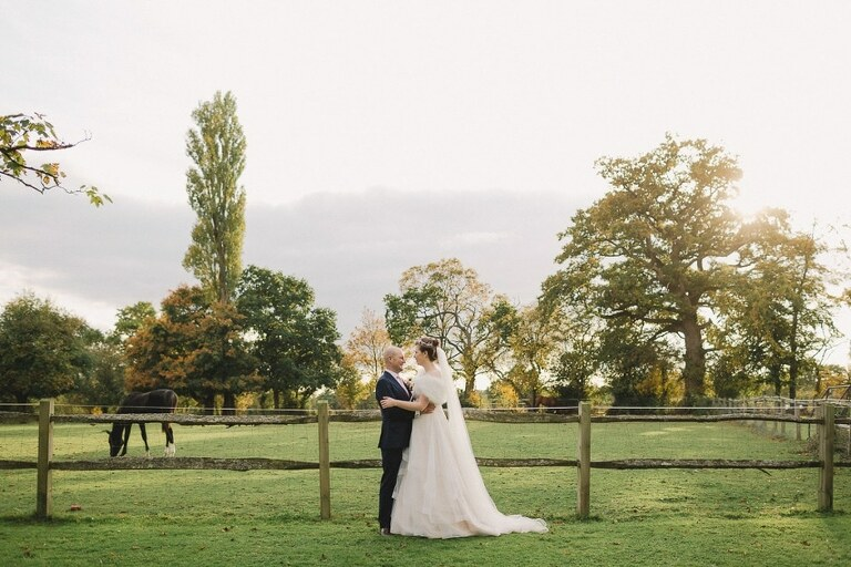 Taylors Barn Retreat Wedding Venue in Surrey - Murray Clarke