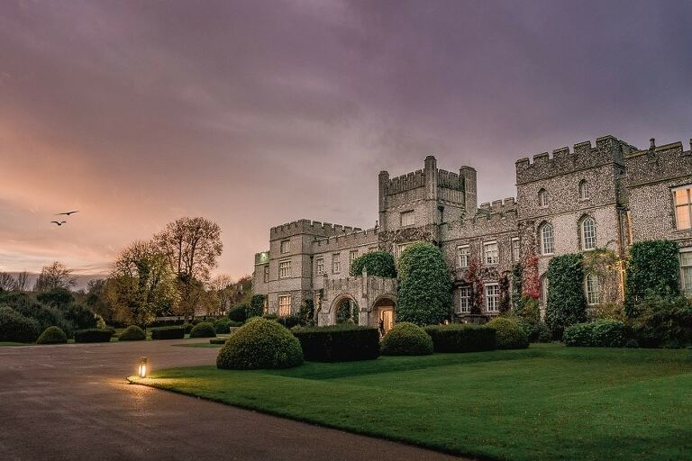 West Dean College wedding venue in Sussex