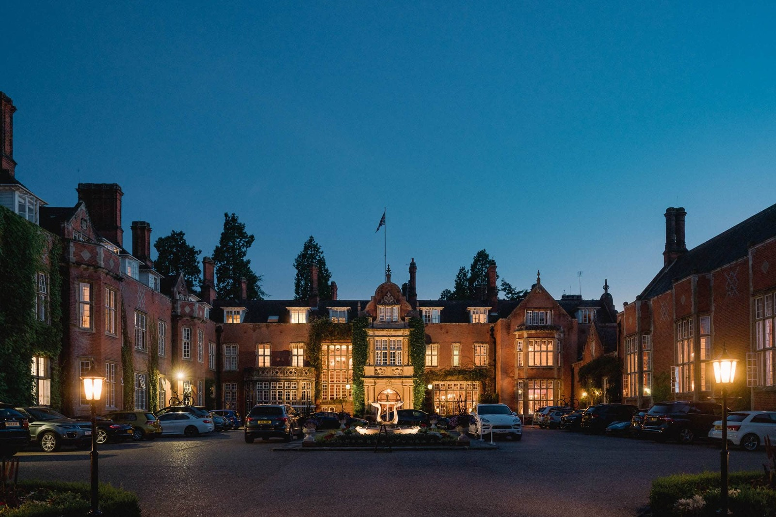 Tylney Hall Wedding Venue in Hampshire
