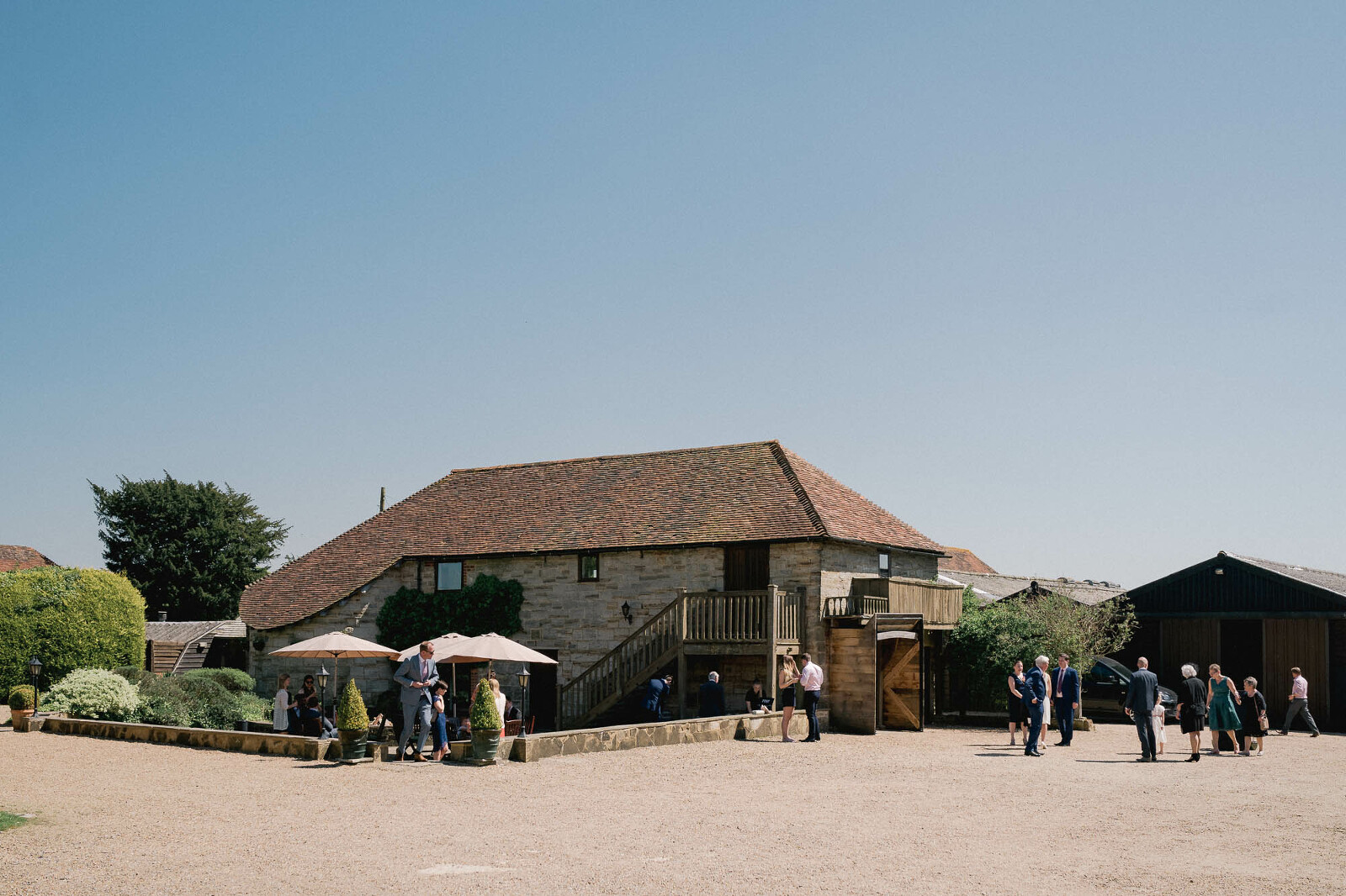 Swallows Oast Wedding Venue in Ticehurst Sussex