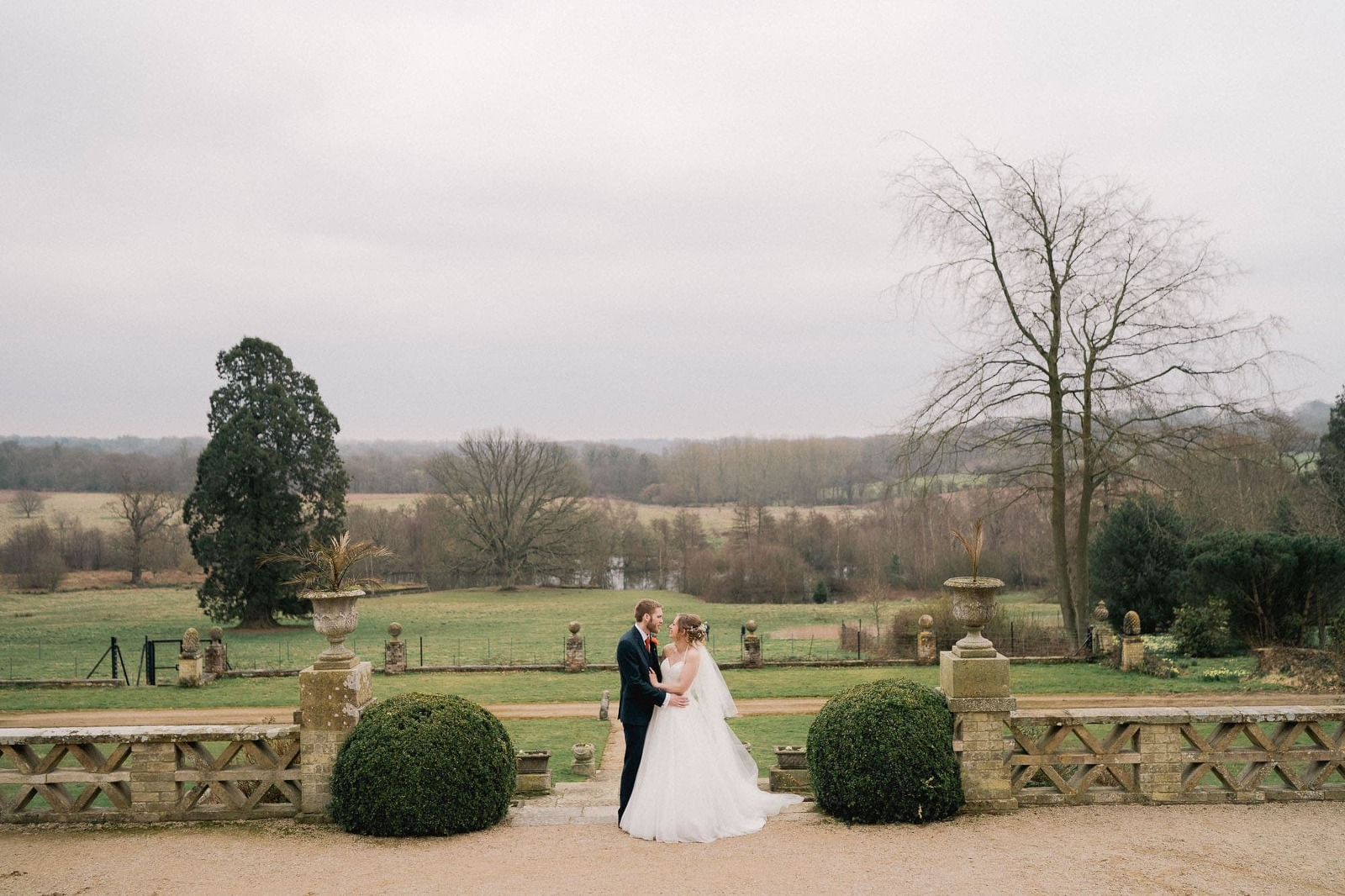 Buxted Park Wedding Venue in Sussex