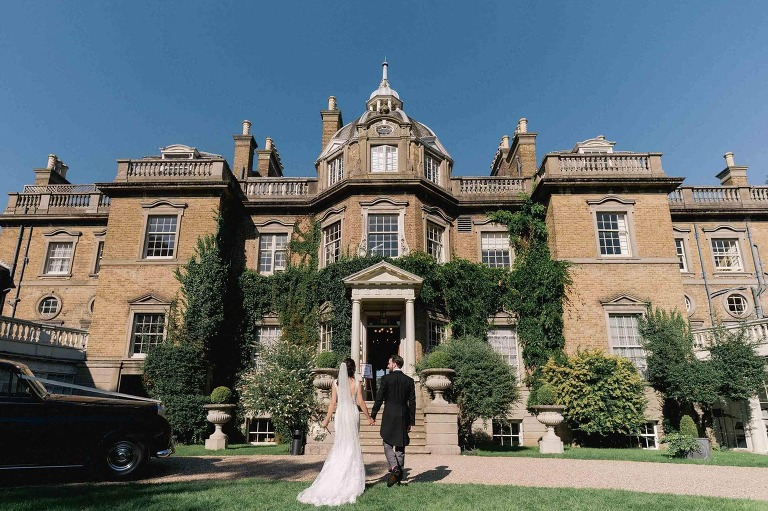 The day as a Hampton Court House Wedding Photographer with Sylvia and Tommy