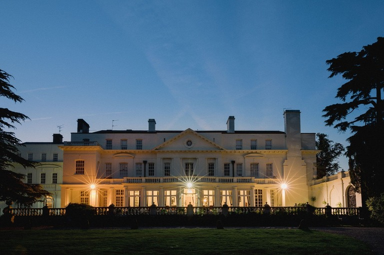 Heatherden Hall Wedding Venue in Buckinghamshire